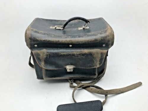 Hasselblad vintage leather camera outfit case